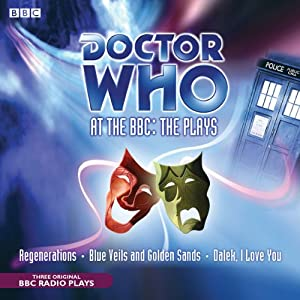 Doctor Who at the BBC: The Plays Radio/TV Program