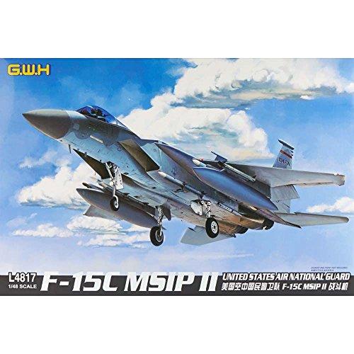LNRL4817 1:48 Great Wall Hobby F-15C Eagle MSIP II US Air Force - F-15c Eagle