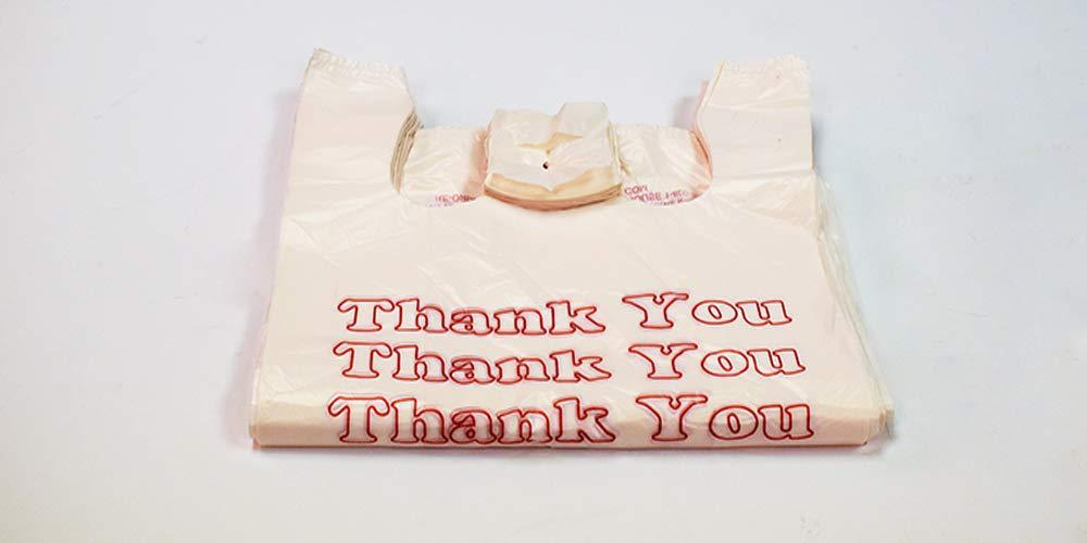 Amazon.com: Thank You bolsas pk. de 1000: Industrial ...