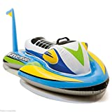 Kid Rider Ride-On Water Play Fun Swimming Pool Float Raft Jet Ski Toy Outdoor