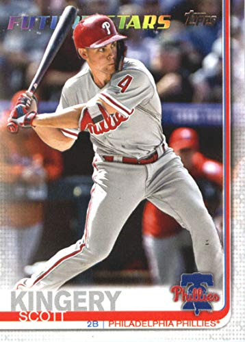 (2019 Topps Series Two Baseball #472 Scott Kingery Philadelphia Phillies Offical MLB Trading Card)