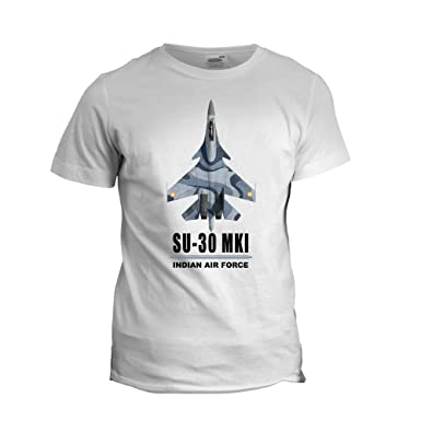 1133119a4c4 Indian Air Force Su-30 MKI Tshirt for Men
