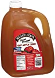 Musselman's 100% Fresh Pressed Apple Cider, 128 Fluid Ounce (Pack of 4)