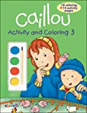 Activity and Coloring, Jeannine Beaulieu, 2894505736
