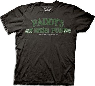 T-Shirt - It's Always Sunny in Philadelphia - Paddy's Pub Black, ...