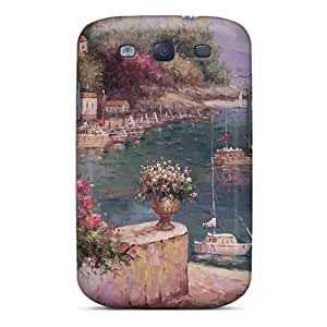New Galaxy S3 Case Cover Casing(lazy Summer Days)