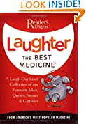#7: Laughter the Best Medicine: A Laugh-Out-Loud Collection of our Funniest Jokes, Quotes, Stories & Cartoons(Reader's Digest)