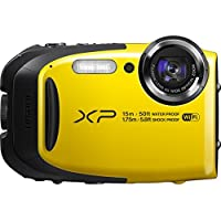 Fujifilm FinePix XP80/XP85 Waterproof Digital Camera with 2.7-Inch LCD (Yellow)-(Certified Refurbished) Basic Intro Review Image