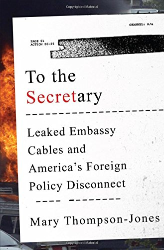 To The Secretary  Leaked Embassy Cables And Americas Foreign Policy Disconnect