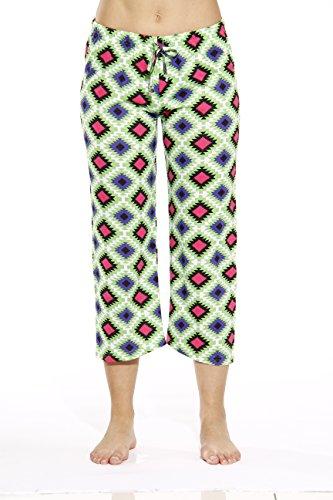 6331-10022-L Just Love Women Pajama Capri Pants / Sleepwear
