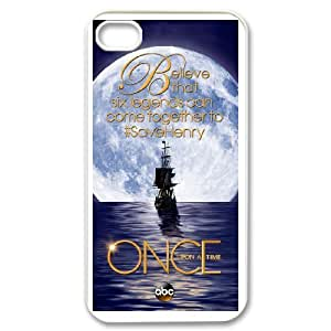 iPhone 4,4S Phone Case Once upon a time HZ91873