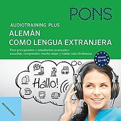 Audiotraining Plus - Alemán como lengua extranjera