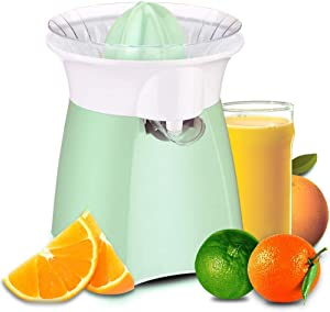Electric Citrus Juicer Grapefruit Squeezer orange juicer lemon Squeezer Pulp Control Motorized Citrus Press by LUUKMONDE ¡­
