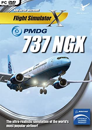 PMDG 737 NGX (PC CD): Amazon co uk: PC & Video Games