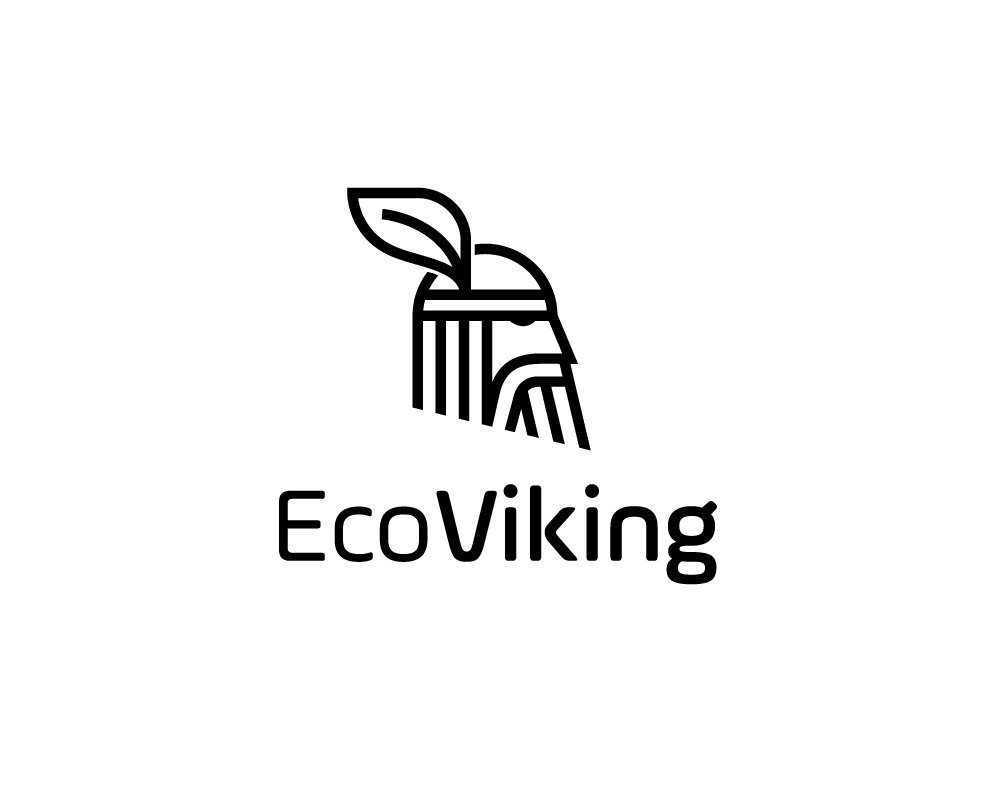 Eco Viking Biberon en verre 180 ml Iceberg White