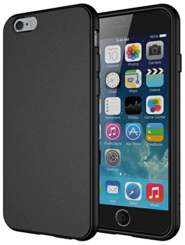 iPhone 6s Case, Diztronic Full Matte Soft Touch Slim-Fit Flexible TPU Case for Apple iPhone 6 & iPhone 6s (4.7