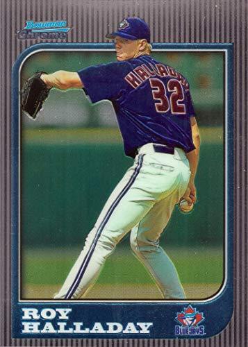 1997 Bowman Chrome Baseball #212 Roy Halladay Rookie Card