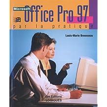Office pro 97 pour windows 95