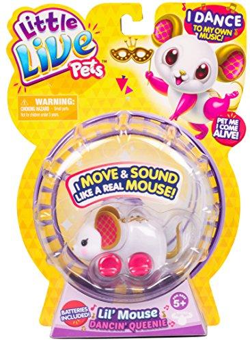 Little Live Pets Lil' Mouse - Dancing Queenie
