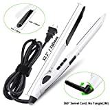 Flat Iron for Hair, HOCOSY Hair Straightener and