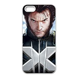 Wolverine iPhone 4 4s Cell Phone Case White bojr