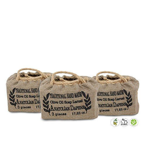 Olive Oil Soap Bar 9 Bars