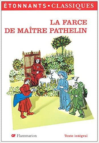 Livres gratuits La Farce de Maître Pathelin pdf, epub