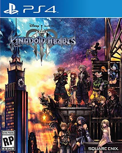 Kingdom Hearts III - PS4 [Digital Code]