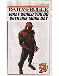 SPIDER-MAN/DAILY BUGLE, NM, 2007, What would you do One more day,more in store