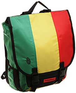 Timbuk2 Swig Laptop Backpack (Emerald/Reso Yellow/Bixi Red, Small)