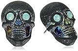 """Tarina Tarantino """"Iconic"""" Zombie Skull Earrings"""