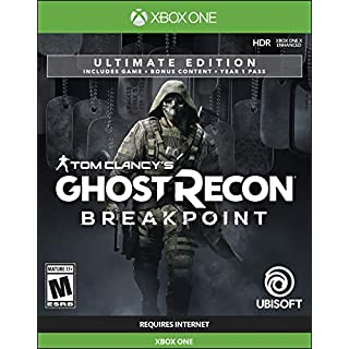 Tom Clancy's Ghost Recon Breakpoint Ultimate - [Xbox One Digital Code]