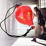 Camidy Double End Muay Thai Boxing Punching Bag