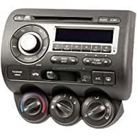OEM Radio Stereo For Honda Fit Sport 2007 2008 Replaces 39170-SLN-C01 - BuyAutoParts 18-40250R Remanufactured