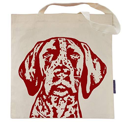 Paisley the German Shorthair Pointed Tote Bag by Pet Studio Art