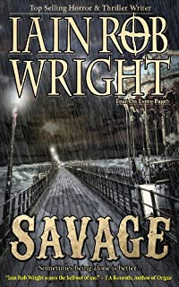 Savage by Iain Rob Wright ebook deal
