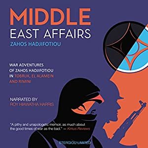Middle East Affairs Audiobook