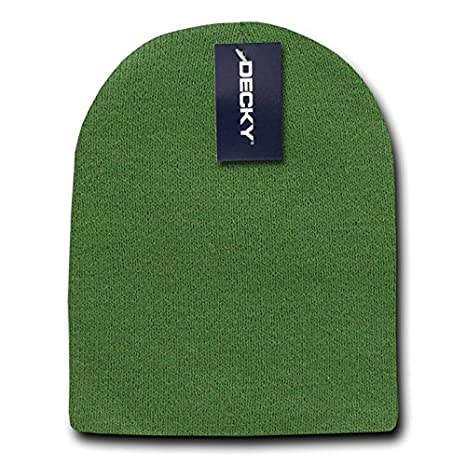 DECKY Beanies, Heather Charcoal Decky Brands Group KCS-HCH