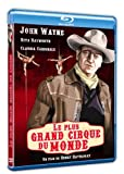 Circus World [Blu-ray], French international imported version.