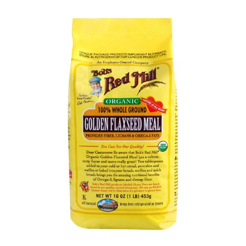 Bobs Red Mill Flaxseed Meal Gldn Org Gf