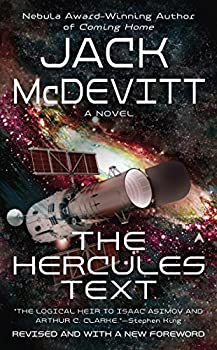 The Hercules Text by Jack McDevitt SF book reviews