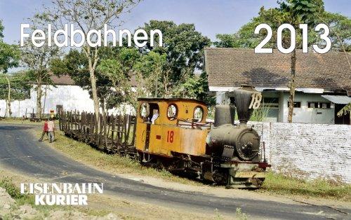 Feldbahnen 2013
