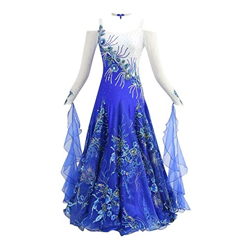 DreamDanceShoes Women dancesport (Dancesport Latin Costumes)