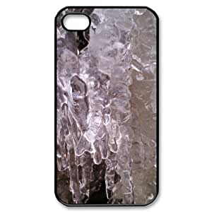 FROZEN CHA8033720 Phone Back Case Customized Art Print Design Hard Shell Protection Iphone 4,4S