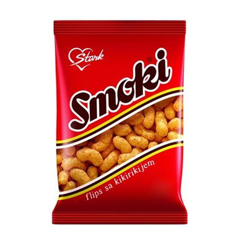 Stark Smoki Peanut Flips, 150 Gram (Pack of 14)