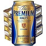 サントリーザプレミアムモルツ350ml缶3ケース(72本入)