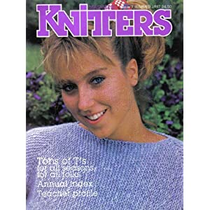 Knitter's Magazine (Issue 7, Summer 1987, Vol. 3, No. 3)