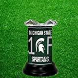 MICHIGAN STATE SPARTANS NCAA TART WARMER - FRAGRANCE LAMP - BY TAGZ SPORTS