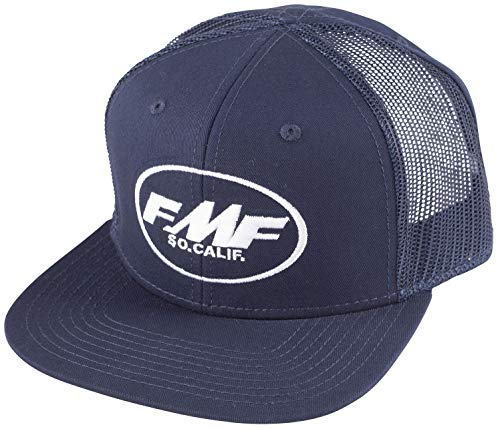 FMF Racing Men's Wrench Snapback Hat-One Size Navy