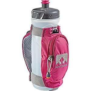 Nathan - QuickDraw Plus w/ 22oz Bottle, Berry